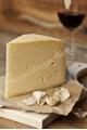 Nemesbugaci fokhagymás félkemény sajt
