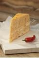 Nemesbugaci paprikás félkemény sajt